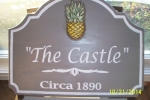 The Castle sign 003