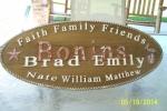 carvewright-bonin family plaques 001