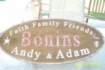 carvewright-bonin family plaques 002